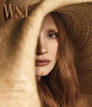 Jessica Chastain ~ WSJ Magazine