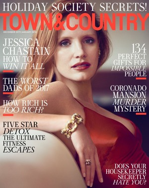 Jessica for Town & Country