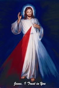 Jesus, A Divine Mercy