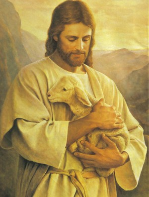 Jesus, The Good Shepherd