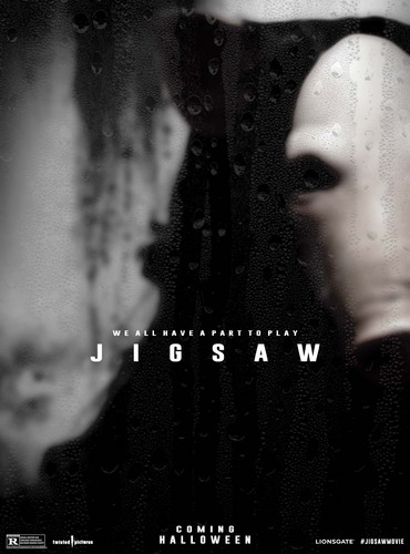 Saw images jigsaw movie poster hd wallpaper and background photos 40979916 - Jigsaw wallpaper ...