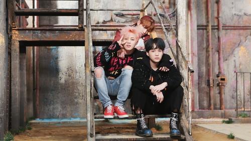 Jimin (BTS) wallpaper titled Jimin, Kookie and Suga