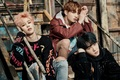 Jimin, Kookie and Suga - suga-bts photo