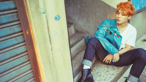 Jimin (BTS) پیپر وال titled Jimin