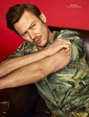 Jimmi Simpson ~ Esquire ~ January 2018