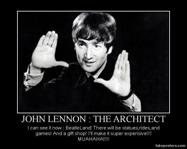 John is an architect