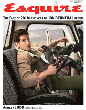 Jon Bernthal - Esquire Cover - 2018
