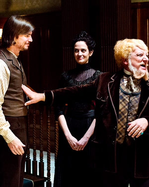Josh Hartnett, Eva Greene - Penny Dreadful