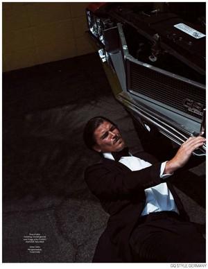 Josh Hartnett - GQ Style Germany Photoshoot - 2014