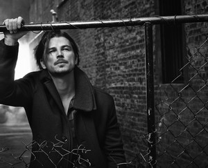 Josh Hartnett - InStyle Russia Photoshoot - 2015