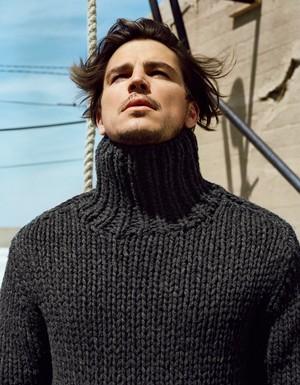 Josh Hartnett - Marc O'Polo Photoshoot - Fall/Winter 2015