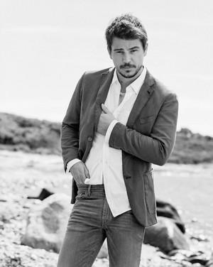Josh Hartnett - Marc O'Polo Photoshoot - Spring/Summer 2016
