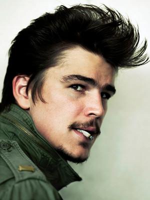 Josh Hartnett - VMan Photoshoot - 2006
