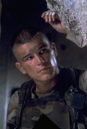 Josh Hartnett as Matt Eversmann in Black Hawk Down