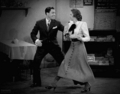 Judy and Gene dance scene