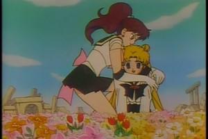 Jupiter and Usagi