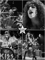KISS ~London, England...May 15, 1976  - kiss photo