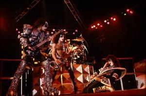 Kiss ~Los Angeles, California...November 7, 1979