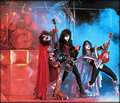 KISS (NYC) July 25, 1980 - kiss photo