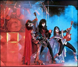 KISS (NYC) July 25, 1980