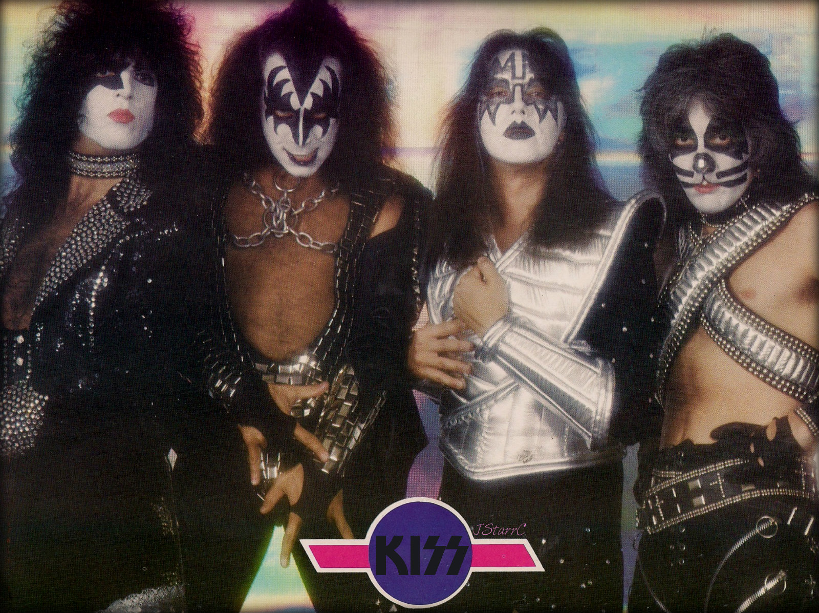 KISS (NYC) June 1, 1977