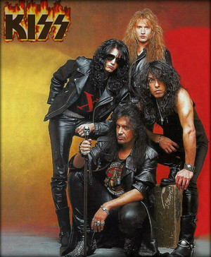 Kiss ~Revenge 1992