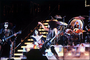 키스 ~San Diego, California...August 19, 1977