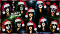 KISSmas KISS'es ♡☮🎄☮♡ - kiss wallpaper