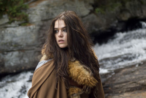 Kaniehtiio Horn as Princess Evlynia / Lyn in The Wild Hunt