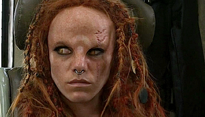 Kaniehtiio Horn as Rynn in Defiance