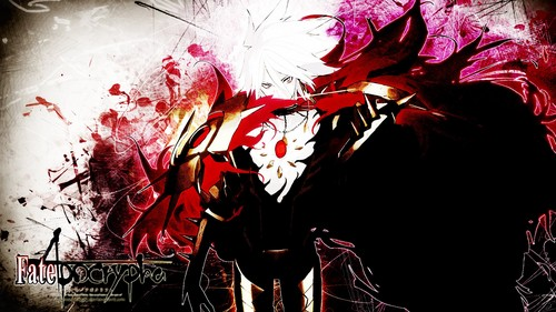 Fate Series پیپر وال called Karna (Lancer Of Red)