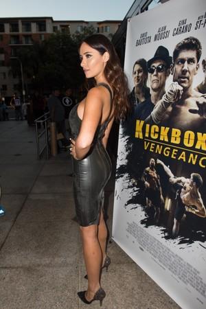 Kickboxer: Vengeance Premiere