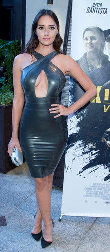 Sara Malakul Lane 壁纸 called Kickboxer: Vengeance Premiere
