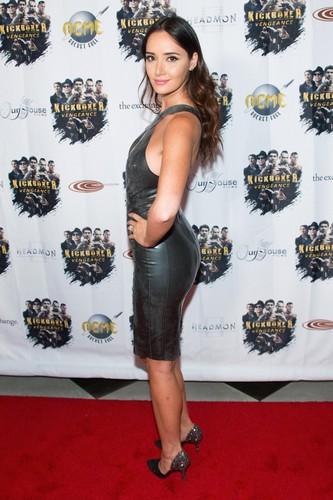 Sara Malakul Lane fondo de pantalla called Kickboxer: Vengeance Premiere