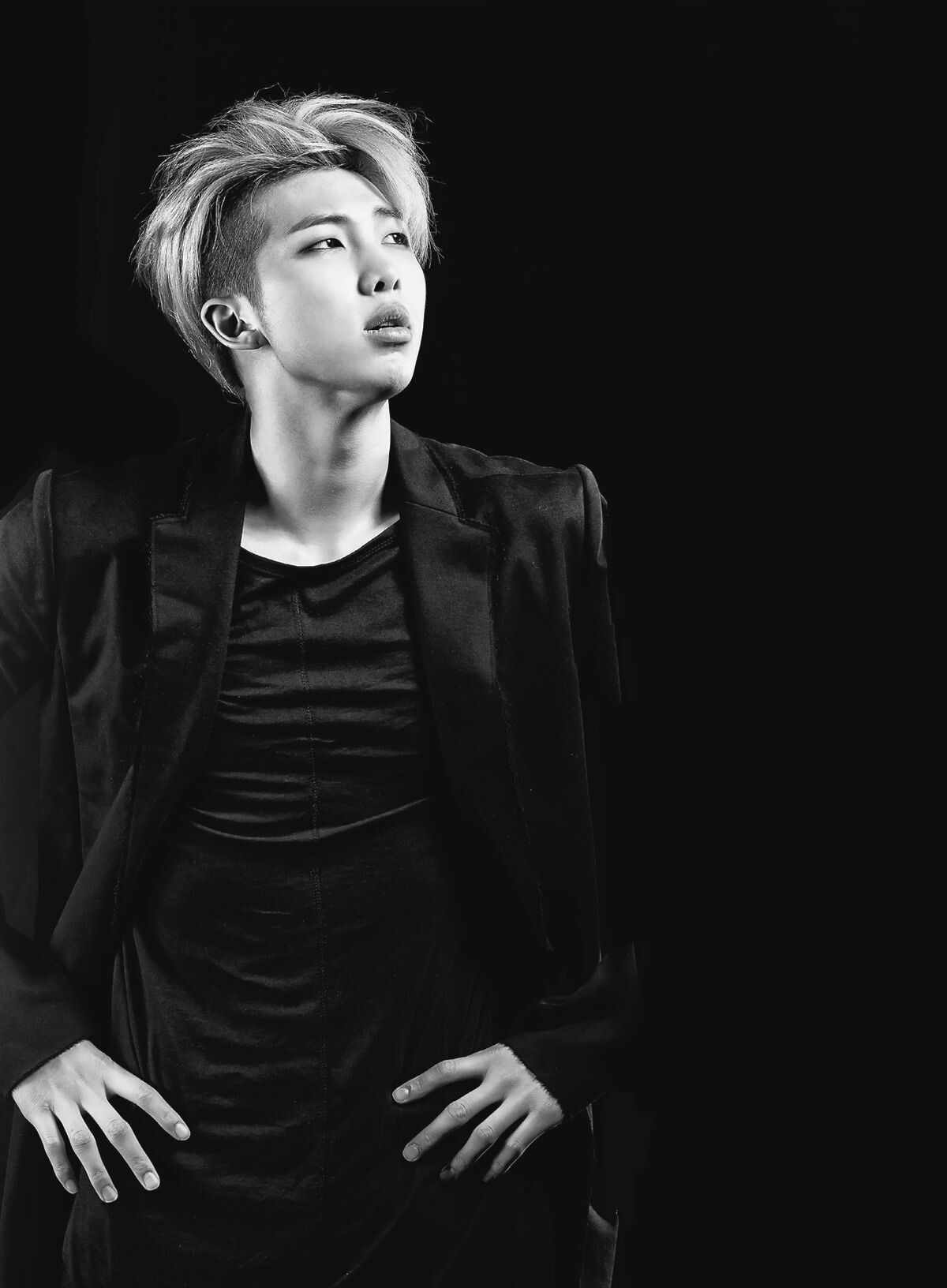 Bts Rap Monster Images Kim Nam Joon 3 Hd Wallpaper And Background