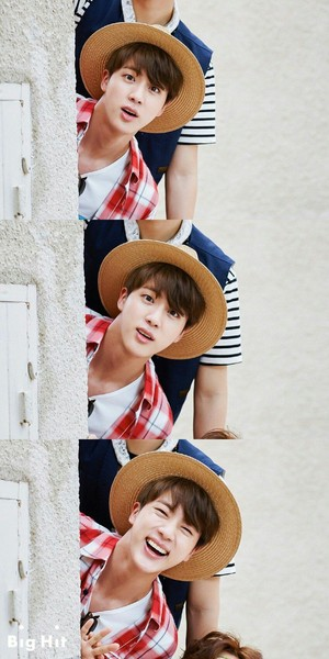 Kim Seok Jin