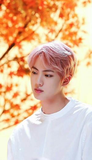 Seokjin Jin Bts Wallpaper 40936513 Fanpop