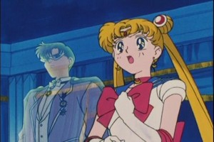 King Endymion and Sailor Moon