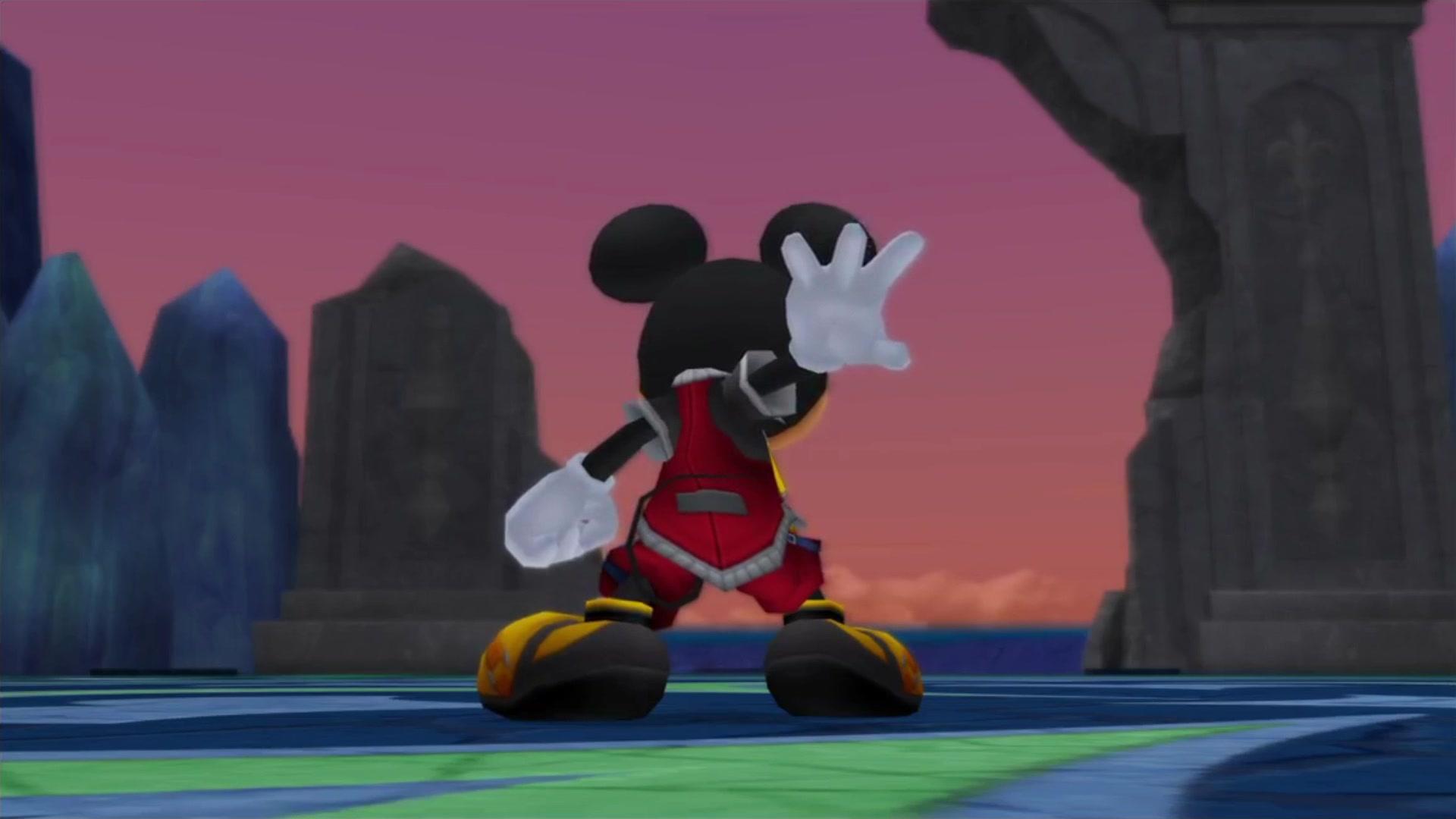 Kingdom Hearts 2 HD 1.5 + 2.5 ReMIX Goofy Dies/Mickey's Revenge 1