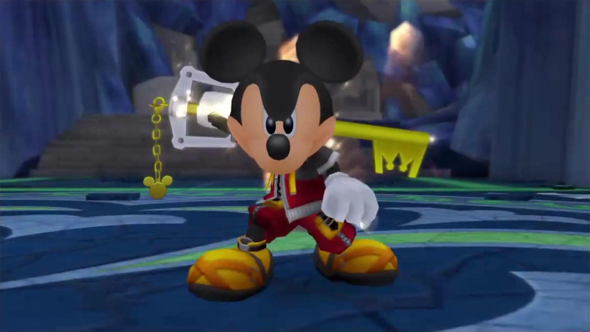 Kingdom Hearts 2 HD 1.5 + 2.5 ReMIX Goofy Dies/Mickey's Revenge 2