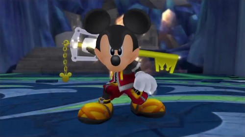 Kingdom Hearts fond d'écran titled Kingdom Hearts 2 HD 1.5 + 2.5 ReMIX Goofy Dies/Mickey's Revenge 2
