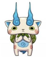 Yo-Kai Watch wallpaper called Komasan.JPG