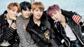 Kookie, Suga, V and RM - suga-bts wallpaper