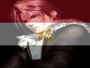 LONG LIVE EGYPT LOVE Squall Leonhart