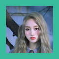 LOONA Official Website Update - GO WON - loo%CE%A0%CE%94 photo