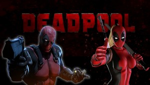 Lady Deadpool 壁紙 - Deadpool 7a