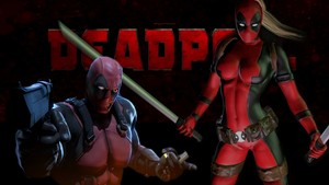 Lady Deadpool Wallpaper -   Deadpool 8