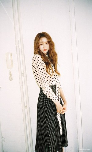 Lee Sung Kyung Marie Claire Magazine December Issue 17
