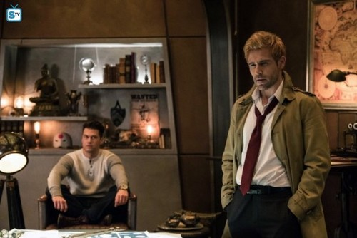 DC's Legends of Tomorrow fondo de pantalla titled Legends of Tomorrow - Episode 3.10 - Daddy Darhkest - Promo Pics