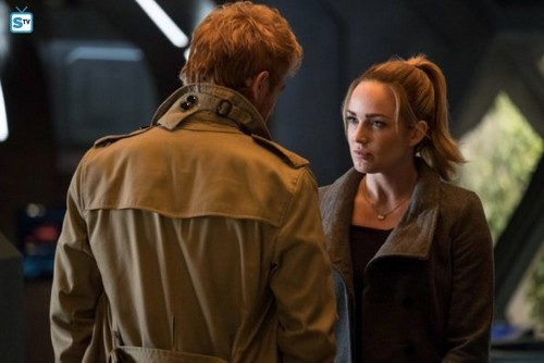 DC's Legends of Tomorrow wallpaper called Legends of Tomorrow - Episode 3.10 - Daddy Darhkest - Promo Pics